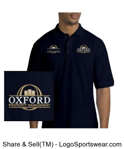 Silk Touch Polo Shirt-OPM Logo Design Zoom